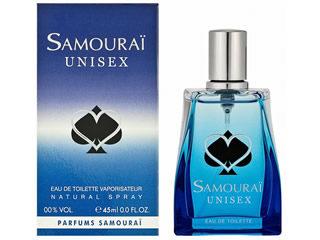 サムライから新作香水 サムライユニセックス登場! ユニセックス=男女両用です!
