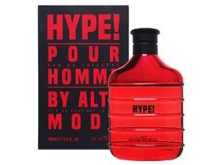 新作メンズ香水 アルタモーダ ハイプ 入荷! いっぱい使いたい男子にオススメです!