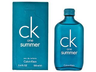 毎年爆発的な人気香水 カルバンクライン CKONEサマー2018 今なら送料無料!