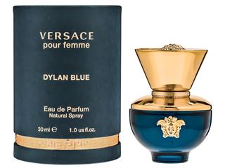 人気 ヴェルサーチ ディランブルーにレディース香水 ディランブループールフェムが登場!