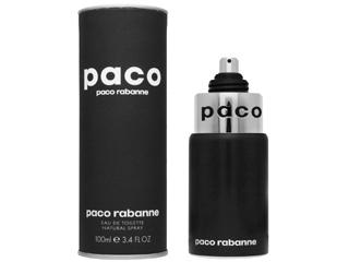 知る人ぞ知る 人気香水 パコラバンヌ パコ 再入荷いたしました!