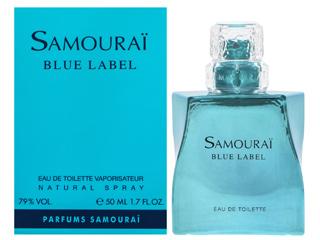 激安香水通販 人気ランキング アランドロン サムライブルーレーベル